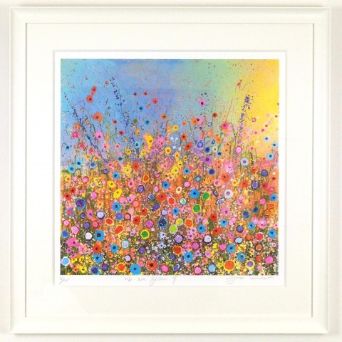 We Are Golden by Yvonne Coomber (SOLD)