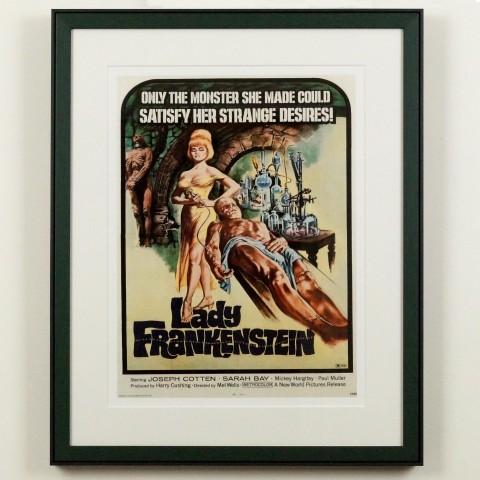 Lady Frankenstein by Anon